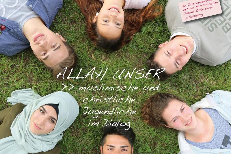 Titelblatt SERVUS Nr.33 | Oktober 2015 | Allah unser; muslimische und christliche Jugendliche im Dialog