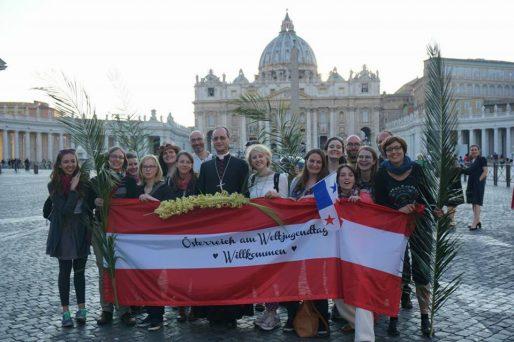 Den ganzen Beitrag zu Weltjugendtagsakademie in Rom lesen
