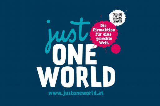 """Den ganzen Beitrag zu """"Just One World"""" – Die Firmaktion für eine gerechte Welt lesen"""