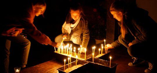 2017-10-31 Nacht der 1000 Lichter Goldegg