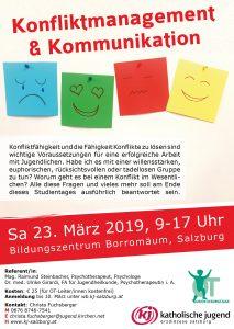 2019-03 Studientag Konflikt A6h Flyer