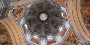 🟢 Rorate unter der Domkuppel @ Salzburger Dom | Salzburg | Salzburg | Österreich