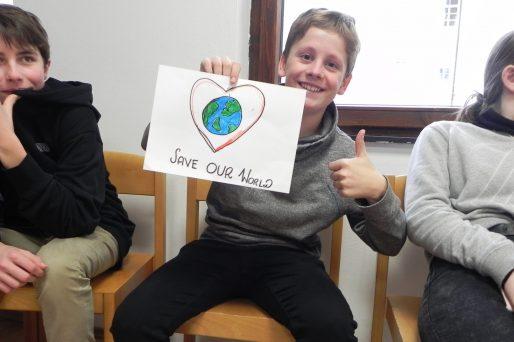 Den ganzen Beitrag zu Rettet die Erde! lesen