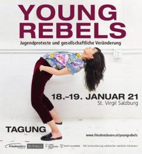 🟢 Tagung young rebels @ St. Virgil Salzburg | Salzburg | Salzburg | Österreich