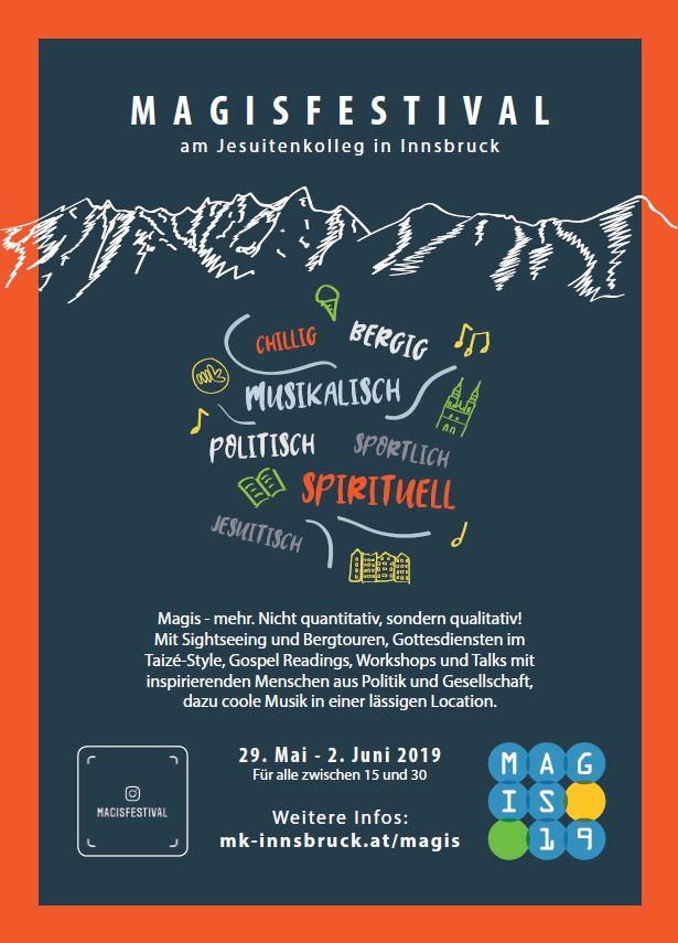 Magisfestival @ Jesuitenkolleg Innsbruck