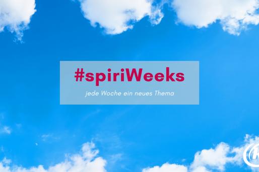 Den ganzen Beitrag zu #Spiriweeks lesen