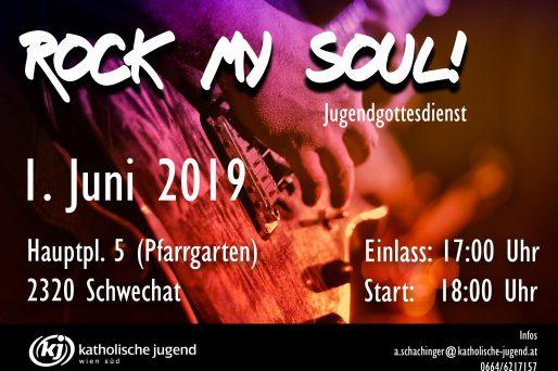 Den ganzen Beitrag zu [Event] Rock my Soul! 1. Juni 2019 lesen