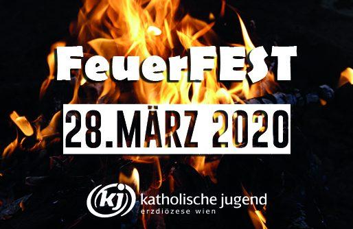Den ganzen Beitrag zu FeuerFEST 2020! lesen