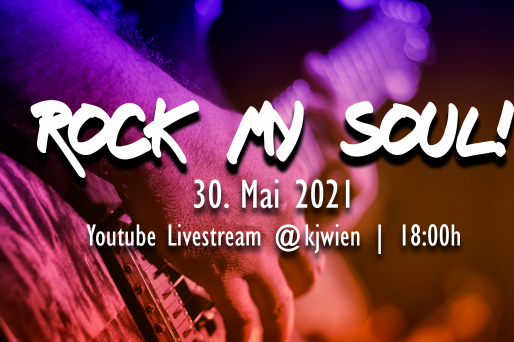 Den ganzen Beitrag zu [Event] Rock my Soul! – Livestream! lesen