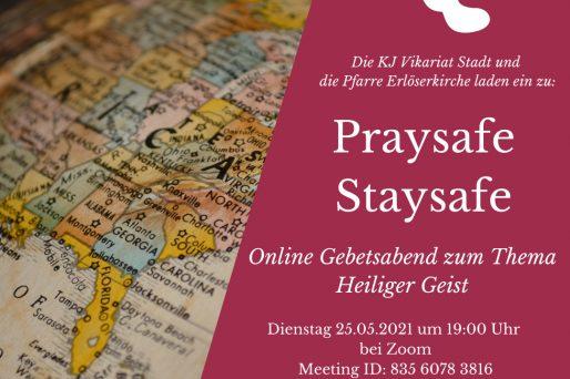 Den ganzen Beitrag zu [Stadt] Praysafe_Staysafe lesen