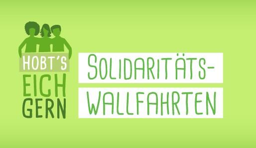 Den ganzen Beitrag zu Solidaritätswallfahrten lesen