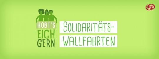 Titelbild - Hobt's eich gern - Solidaritätswallfahrten