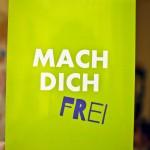 """Freecard: """"Mach dich frei"""""""