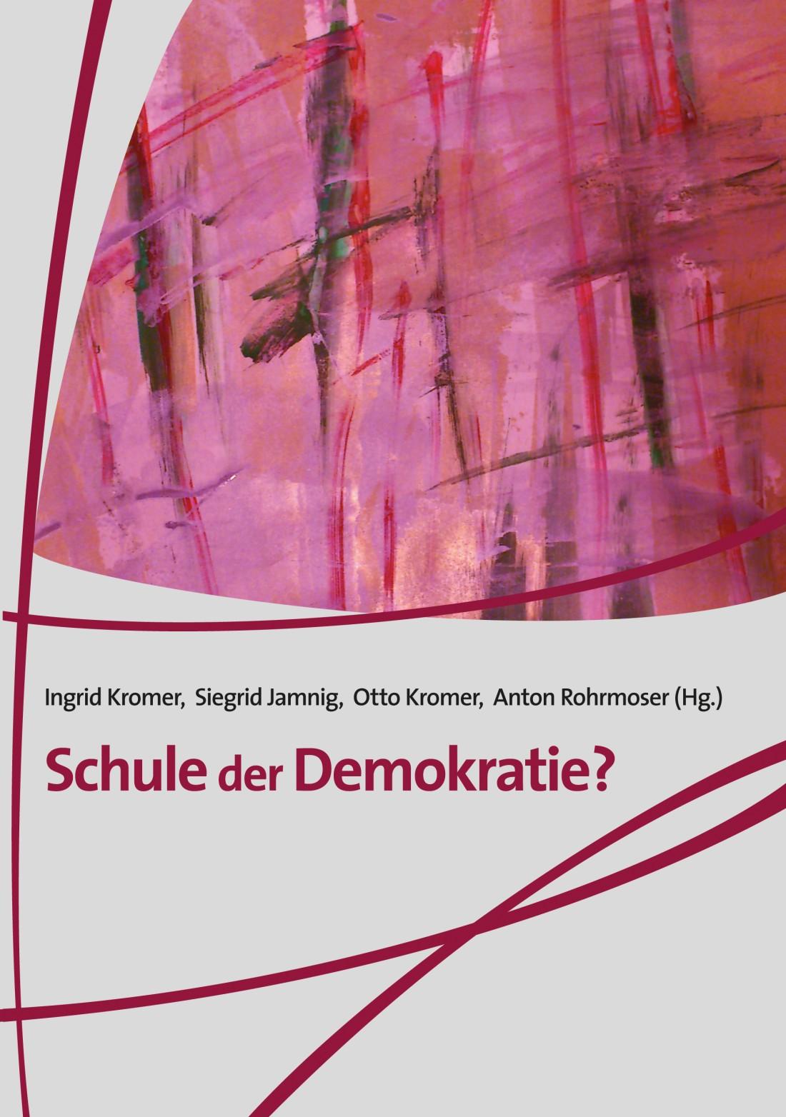 Cover Buch Schule der Demokratie?
