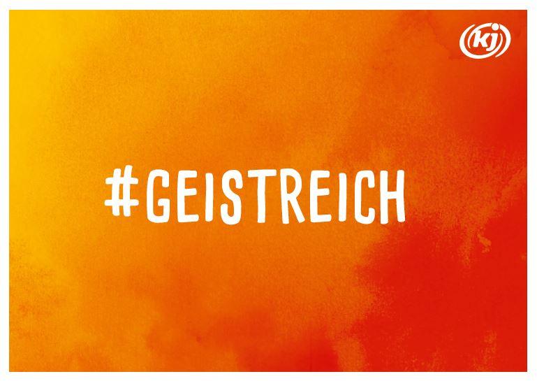 Freecard #geistreich