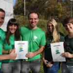 Ehrenamtskongress: die GewinnerInnen des Laudato Si Awards