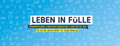 """""""Leben in Fülle"""" JUPA Woche 2018"""
