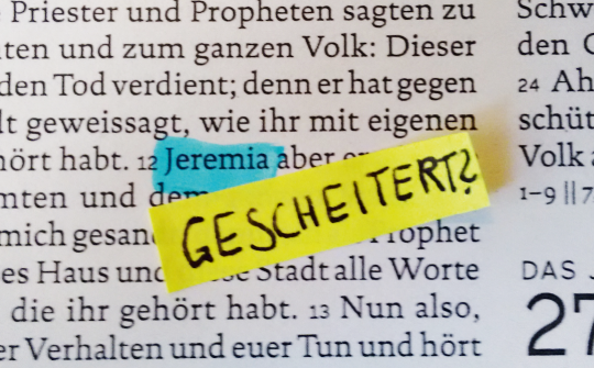 Untold Stories - Jeremia