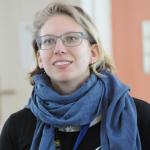 die neue KJÖ-Vorsitzende Magdalena Bachleitner
