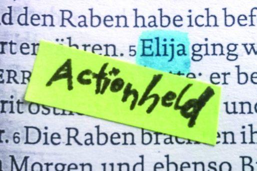 Den ganzen Beitrag zu Elija – Der Actionheld des Alten Testaments lesen