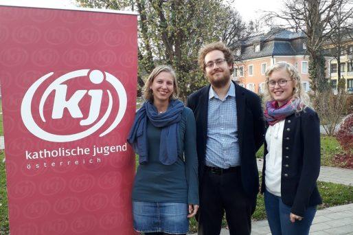 Den ganzen Beitrag zu Verstärkung im Führungsteam der Katholischen Jugend Österreich lesen