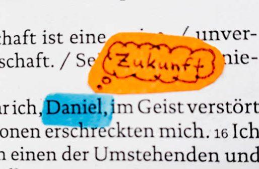 Den ganzen Beitrag zu Daniel – nur ein Träumer? lesen