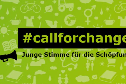 Den ganzen Beitrag zu #callforchange – Junge Stimmen für die Schöpfung lesen