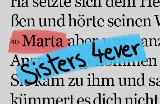 Den ganzen Beitrag zu Marta – Sagt einfach was sie denkt! lesen