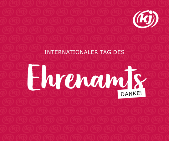 internationaler Tag des Ehrenamts