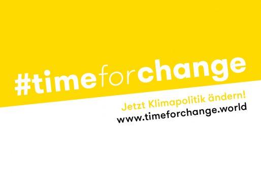Den ganzen Beitrag zu #timeforchange lesen