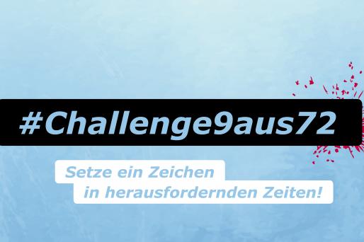 Den ganzen Beitrag zu #Challenge9aus72 – Jugendliche engagieren sich – mit Abstand lesen