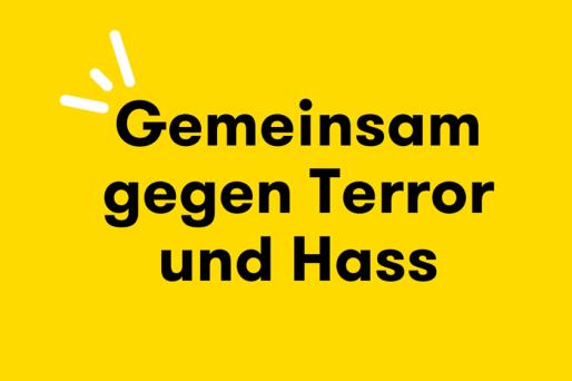 Den ganzen Beitrag zu Kinder- und Jugendorganisationen geeint gegen Terror und Hass lesen